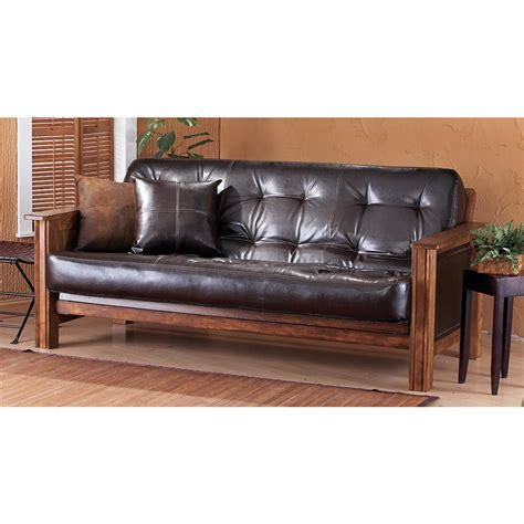 futon for living room laredo full futon and mattress set 123481 living room