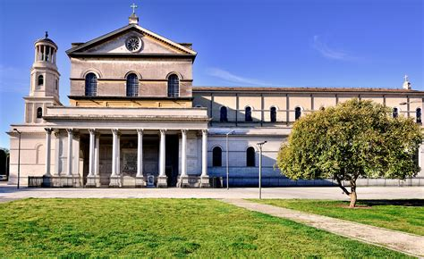 san paolo roma la basilica di san paolo fuori le mura port mobility