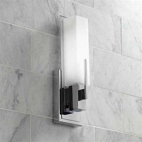 possini euro design midtown 15quot high chrome led wall