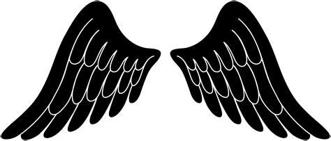 wings clip black wings clipart 1 clipart panda free