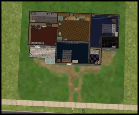 forrest gump house mod the sims jenny s house forrest gump