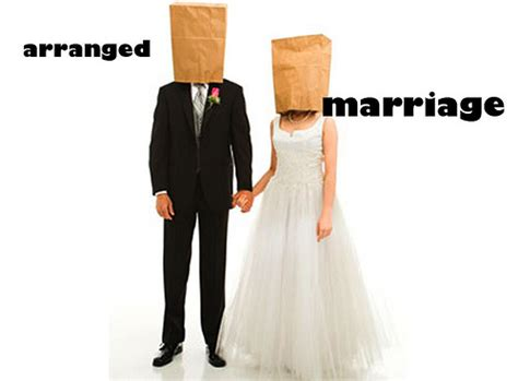 Are All Arranged Marriages Bad In India