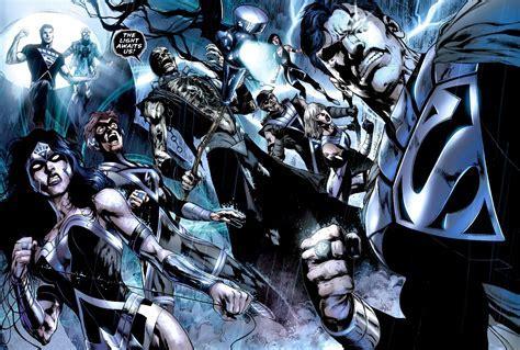 Corps dc comics superman wonder woman hero wallpaper