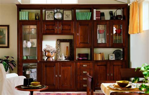 soggiorni classici in legno massello soggiorno classico bend