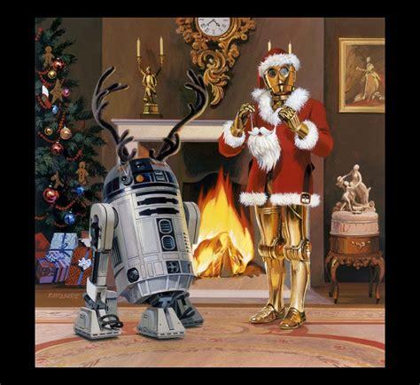 a star wars christmas bonanza