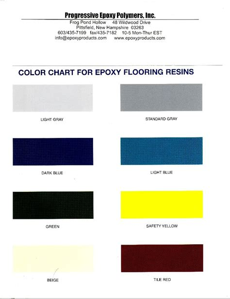 epoxy paint colors epoxy floor paint colors notes the blue and