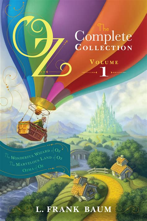 16 and with volume 1 books oz the complete collection volume 1 book by l frank