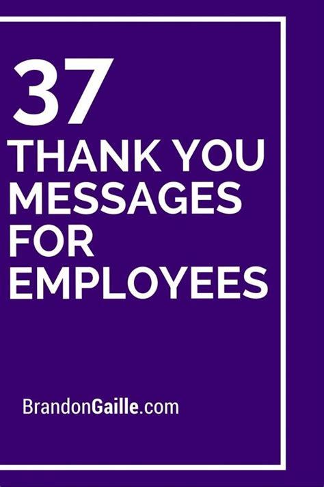 thank you card template for employees 11 best employee appreciation images on human