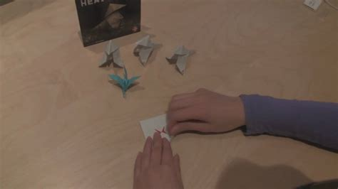 Who Is The Origami Killer In Heavy - heavy the origami killer origami tutorial