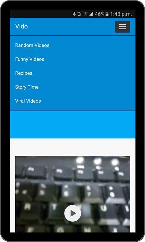 Vido Video Social Media App Template By Neurondigital Codecanyon Social Media App Template