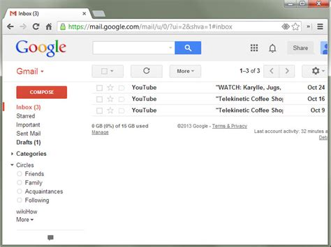 google email wallpaper how to remove the email tabs in gmail 5 steps with pictures