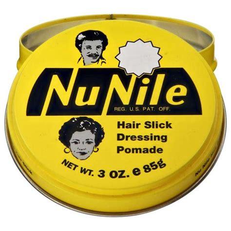 Pomade Murray S Nu Nile nu nile hair pomade medium hold based pomade