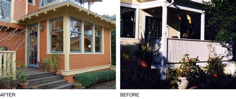 want to convert your deck to a porch suburban boston decks and porch conversion to living space bwh design