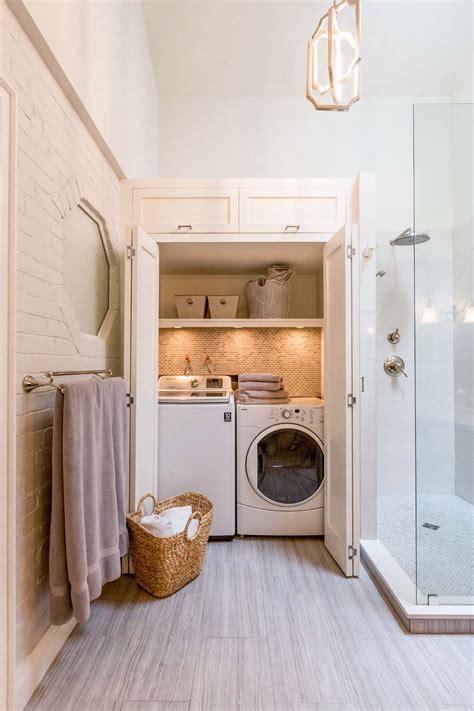 lovely laundry  bathroom bathroom laundry combo