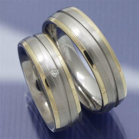 Trauringe Stahl by Eheringe Shop Edelstahl Gold Trauringe P3172346
