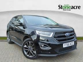 Ford Edge Pictures Ford Edge Sport Diesel Estate Buyacar