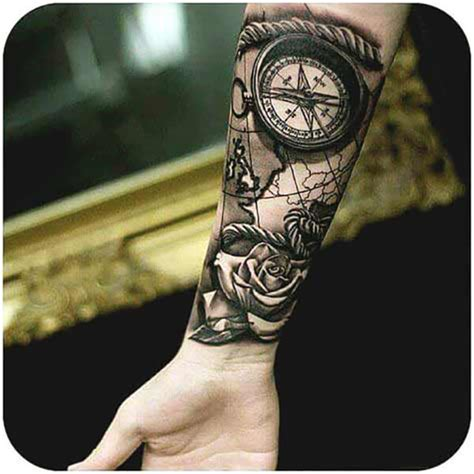 custom tattoo designs for men the spoken the tattoos for