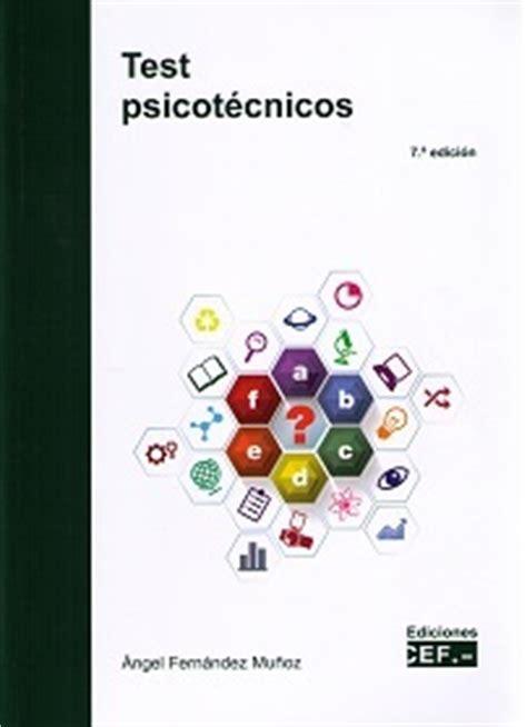 librer 237 a dykinson test psicot 233 cnicos obra completa fern 225 ndez mu 241 oz 193 ngel 978 84 454 1233 6