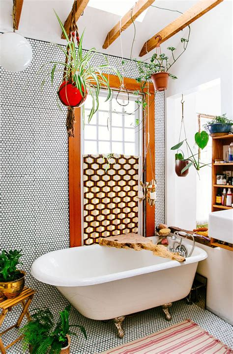 bathroom hanging plants 8 more ways to refresh your bathroom for summer by