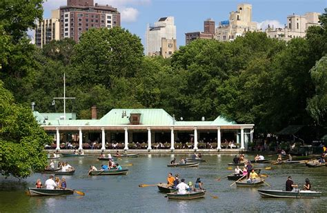 Panoramio Photo Of Loeb Boathouse