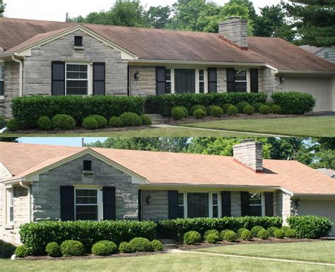 curb appeal roofing 25 curb appeal ideas that a great roi