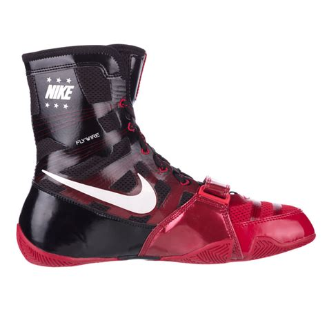 boxing shoes nike hyperko black fighters europe