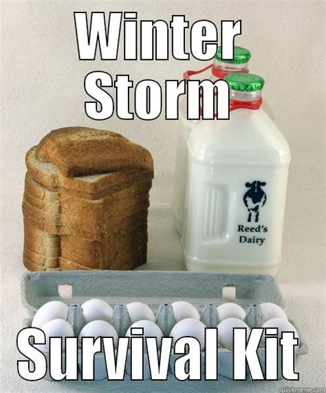 Philosophy Winter Weather Survival Kit by Survival Kit Quickmeme