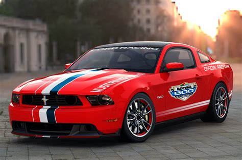 Mustang Auto by 2011 Ford Mustang Gt Daytona 500 Pace Car Photo Gallery