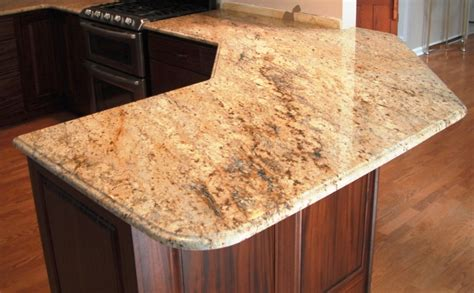 Marble Countertop Edge Options by Granite Countertop Edge Treatment Options