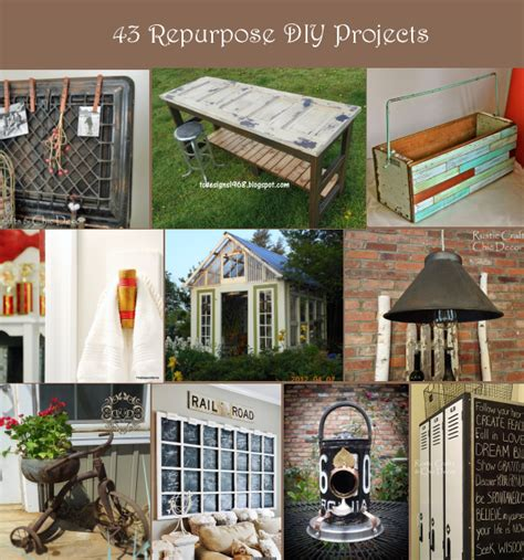 repurposed diy projects 43 repurposed projects for home decor rustic crafts