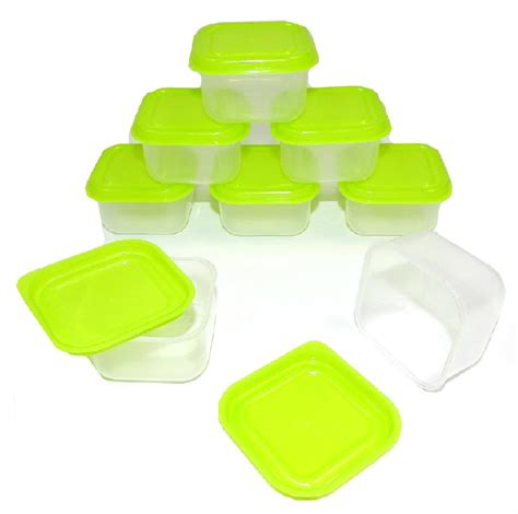 travel spice container 8 small storage boxes mini box baby food spice