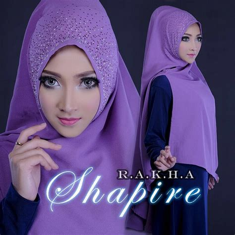 Gambar Jilbab Syar I jilbab syar i khimar shapire model jilbab terbaru 2018