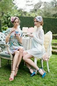 bridal shower tea dress 2 vintage tea dresses home ideas