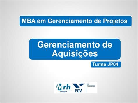 Mba Gerenciamento De Prgetos Univali Olvideo by Porto Do Sol