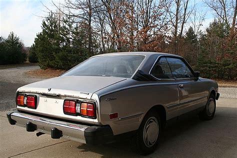 1976 Toyota Corona For Sale 1976 Toyota Corona Sr 5 For Sale Perry Michigan