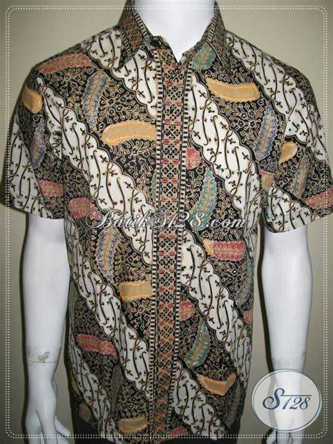 Batik Cap Parang Colet batik parang batik kemeja laki laki corak klasik