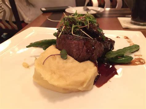 american contemporary food 187 steak dine at joe s