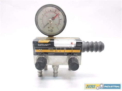 Seal Regulator new crane sfd 08 10 safeunit water flow seal pressure regulator d498414