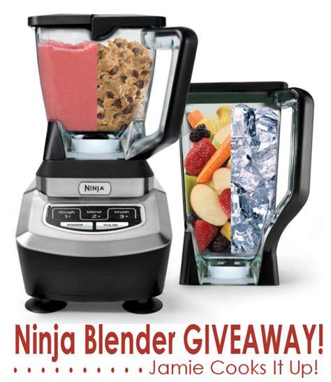 Blender Giveaway - ninja blender giveaway baby