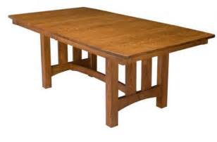 Craftsman Dining Table Craftsman Dining Table For The Home