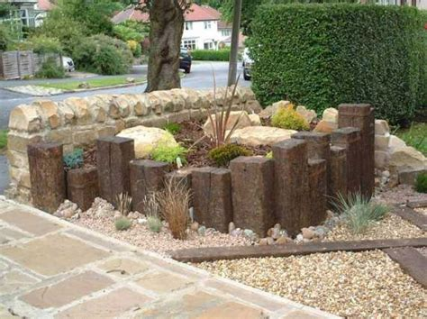 Railway Sleepers Garden Sleeper Ideas