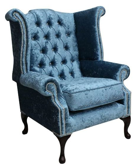 Highback Chairs - chesterfield high back fireside wing chair
