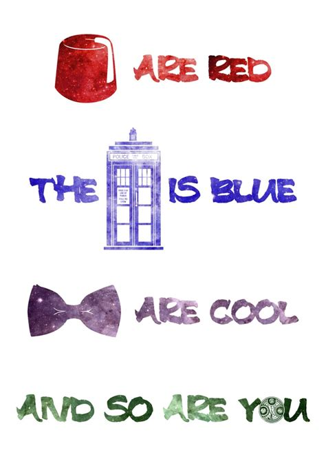 doctor who valentines day cards doctor who inspired rhyme s day card 5x7 100lb