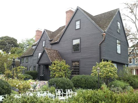 The House Of Seven Gables by The House Of Seven Gables In Real Gigareaders