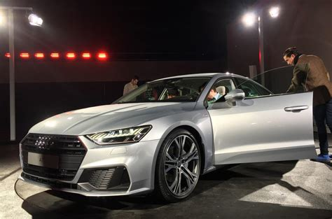 Audi A7 Upgrades by New Audi A7 163 52 240 Price For Flagship Four Door Coup 233