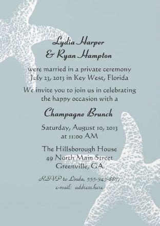 Wedding Announcement Reception Wording by Simple Wedding Reception Invitation Wording Reception