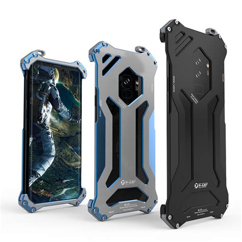r just gundam aerospace aluminum contrast color shockproof metal shell armor king