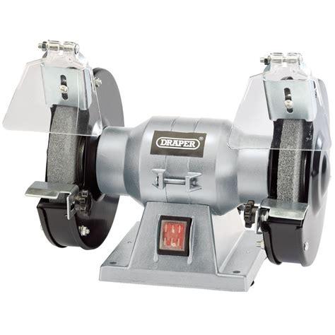 draper bench grinder draper bench grinder 150mm 150w 230v 83420 hobbies