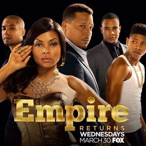 actress that plays l on tv show empire empire season 2 fox releases new promo poster for