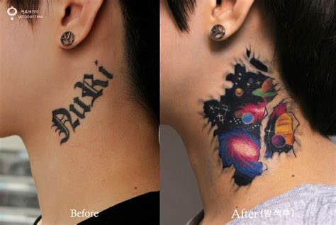 neck tattoo cover up cover up neck http tattoobytana me